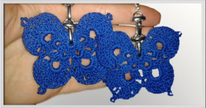 Orecchini-farfalla-blu