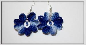 Orecchini-fiore-azzurri-goccia