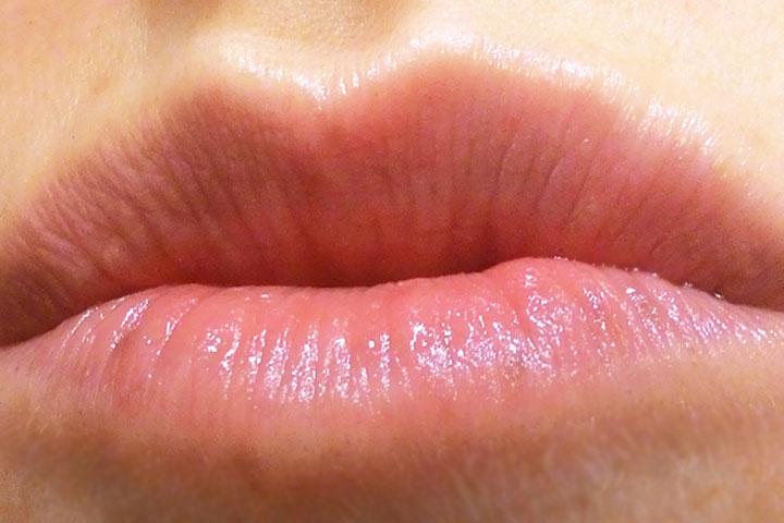 balsamo labbra fatto in casa