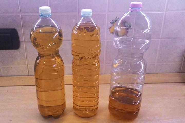 olio-bottiglie