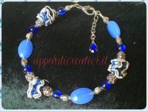 Bracciale Azzurra