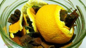 Pot-pourri-arancia
