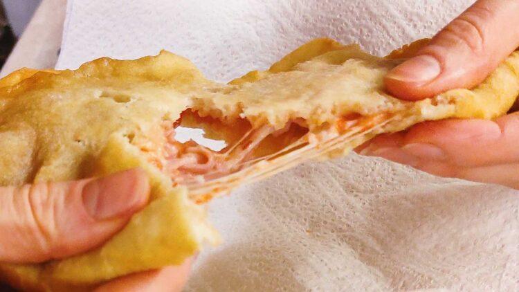 Calzone-fritto-napoletano