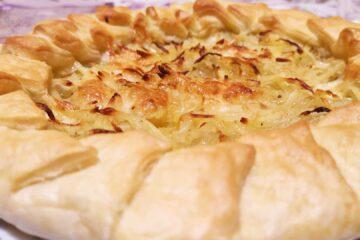 torta salata patate
