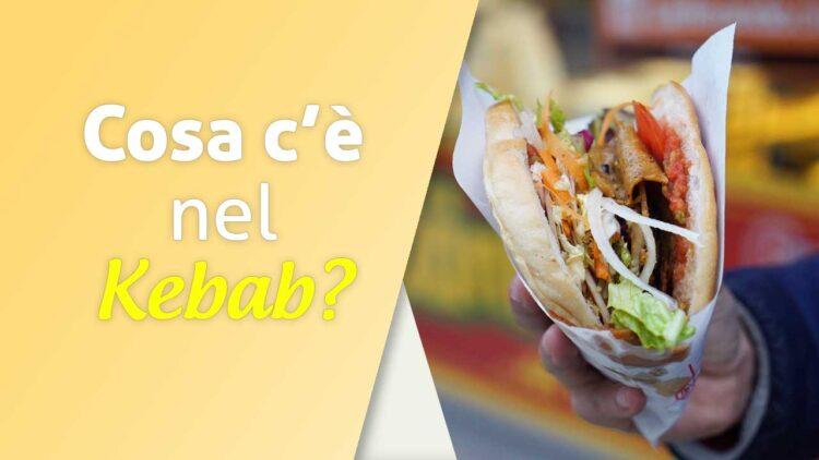 cosa ce nel kebab