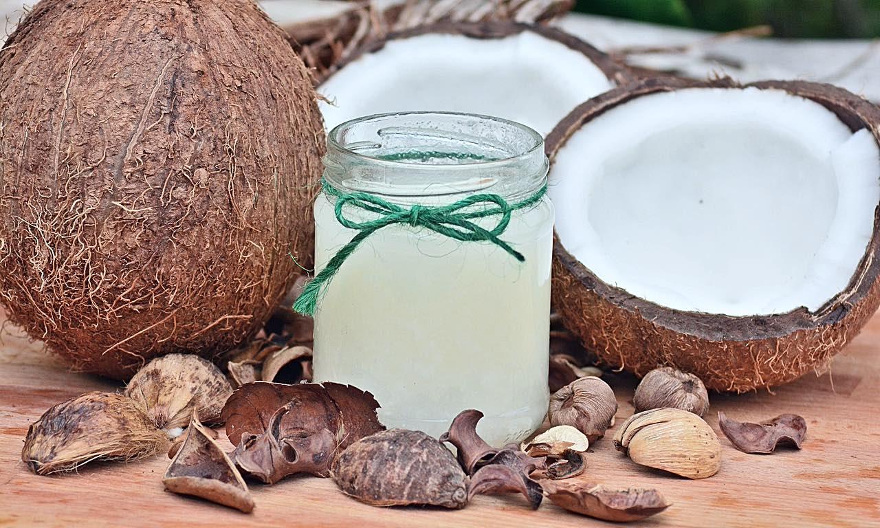 L'olio di cocco diventerà il tuo segreto di bellezza.
