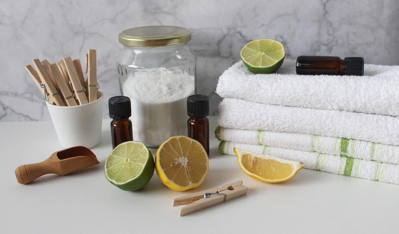 Usa l'acido citrico al posto dell'ammorbidente per un bucato morbidissimo
