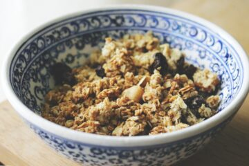 Ecco una ricetta per fare la granola in casa