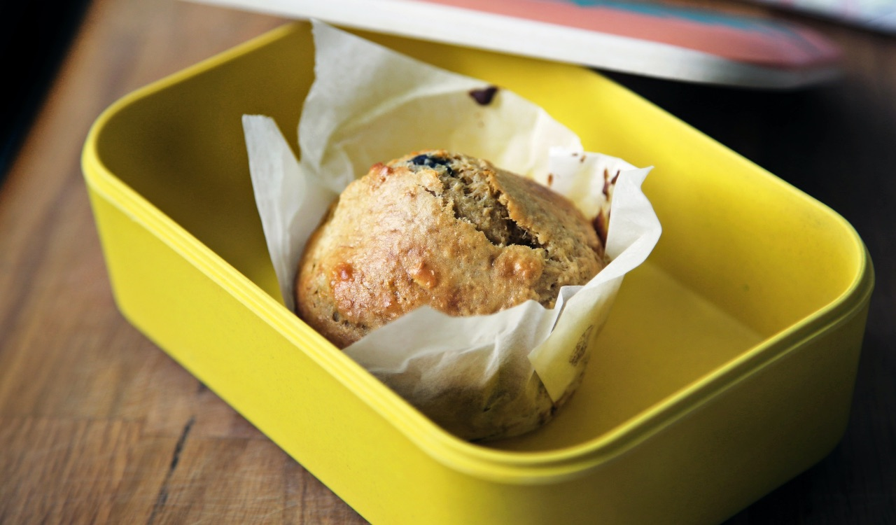 I contenitori di plastica non sono adatti a ospitare cibi caldi, come dolci appena sfornati