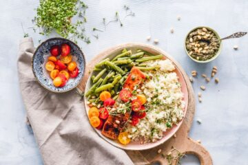 Come cucinare in modo sano e veloce