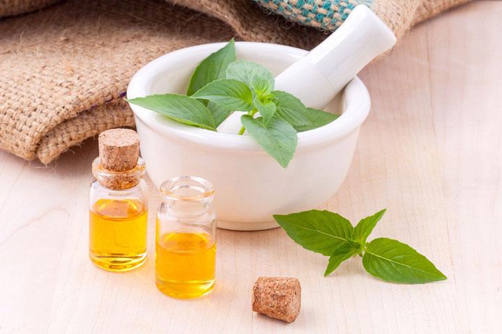 olio essenziale in gravidanza